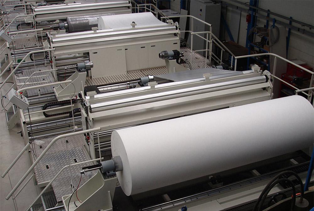 Dérouleur de produits format grande laise - Wide width