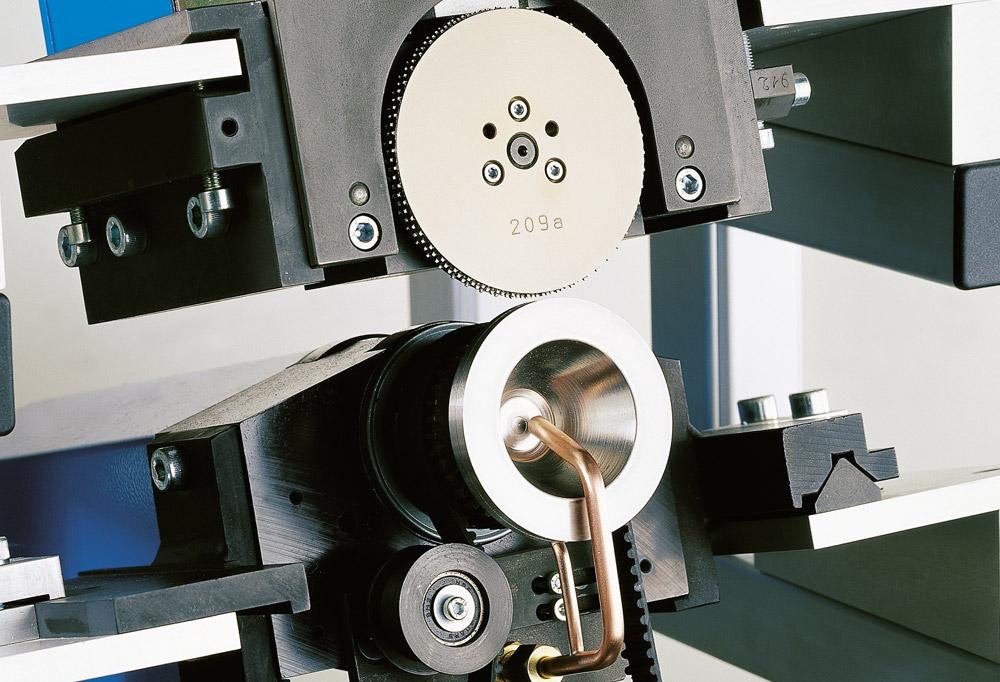 Soudure US rotative, soudure ultrason rotative, Ultrasonic welding